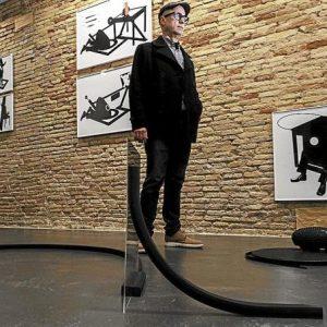 ARTE - Florencio Alonso exposición en APAINDU